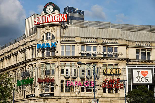 façade Printworks Manchester - Photo