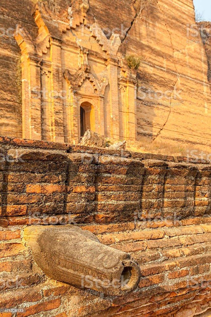 Mandalay - Mindon royalty-free stock photo