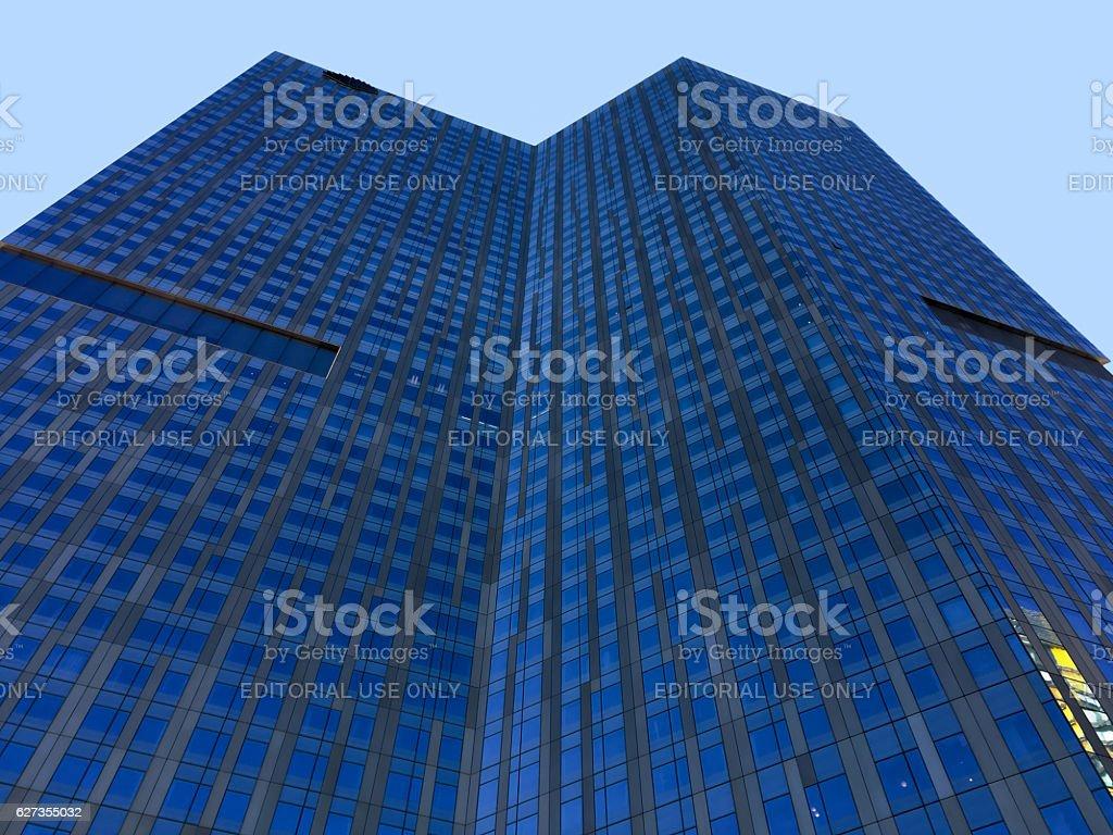 Mandarin Oriental Las Vegas royalty-free stock photo