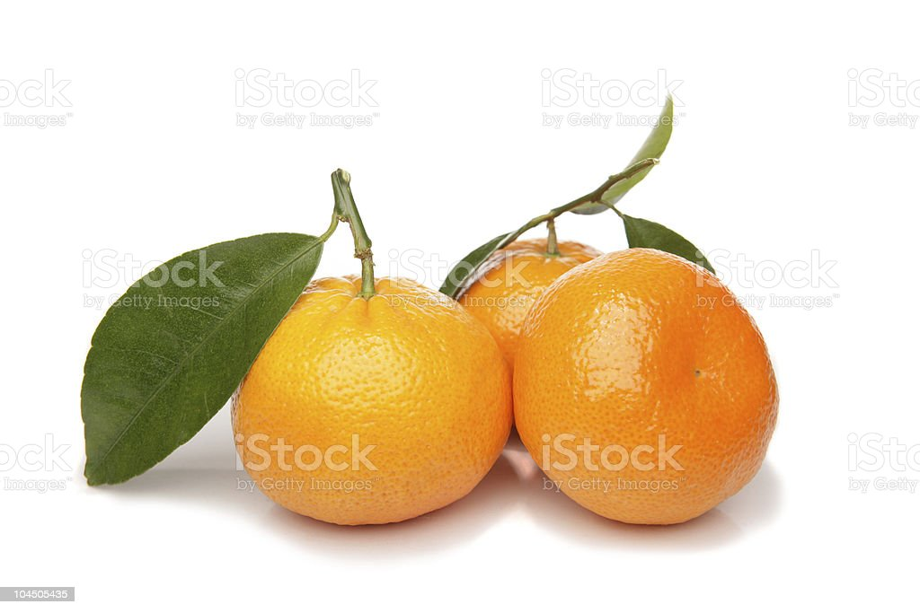 Mandarine, Tangerine stock photo