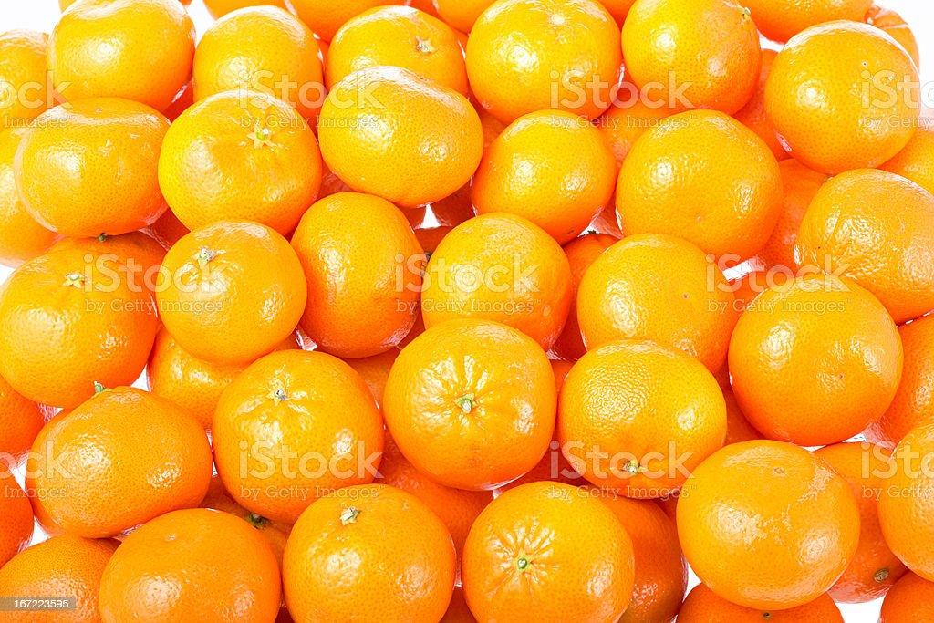 Mandarines background. royalty-free stock photo