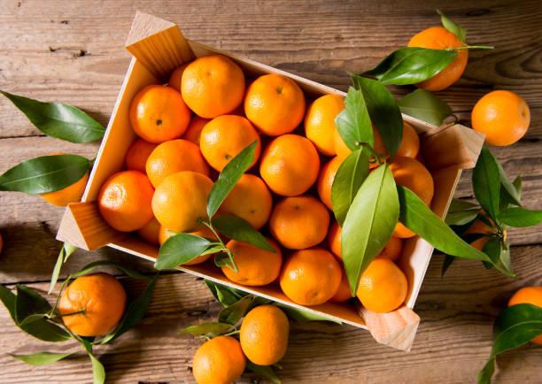 Mandarins – Foto