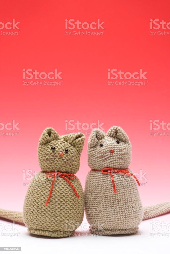 Onni the Beckoning Cat (Maneki Neko) amigurumi pattern | Crochet ... | 1024x683