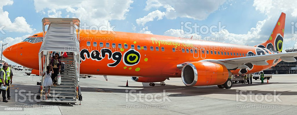 Mango Airline A Boeing B737 Stock Photo Download Image Now Istock