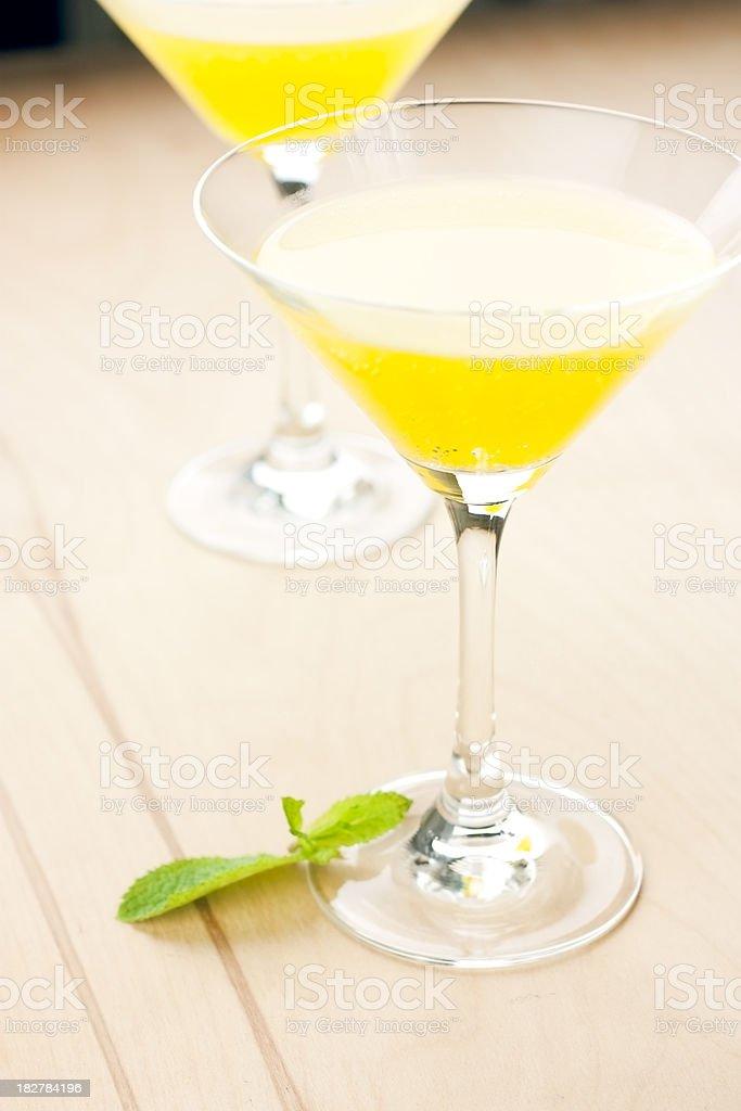 mango drinks royalty-free stock photo
