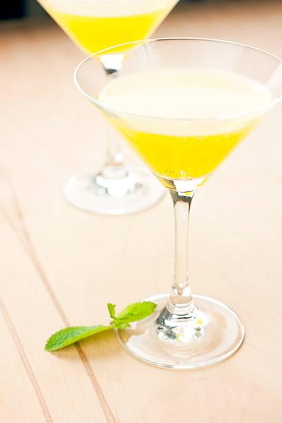 mango drinks stock photo