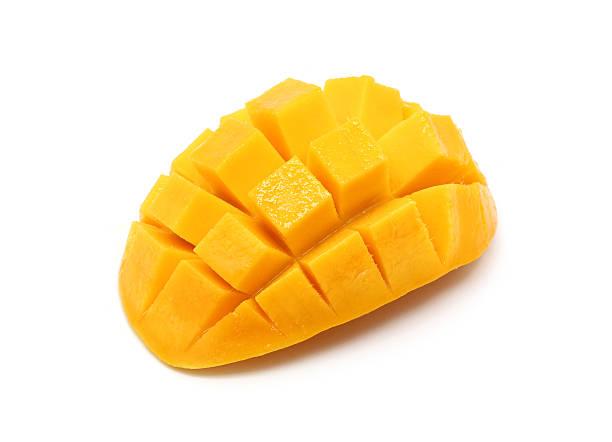 mango aislado en blanco - mango fotografías e imágenes de stock