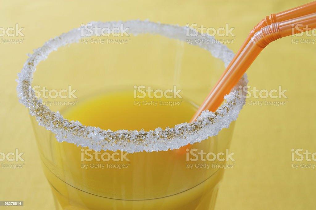 Succo di Mango foto stock royalty-free