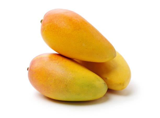 Mango on a white background – zdjęcie