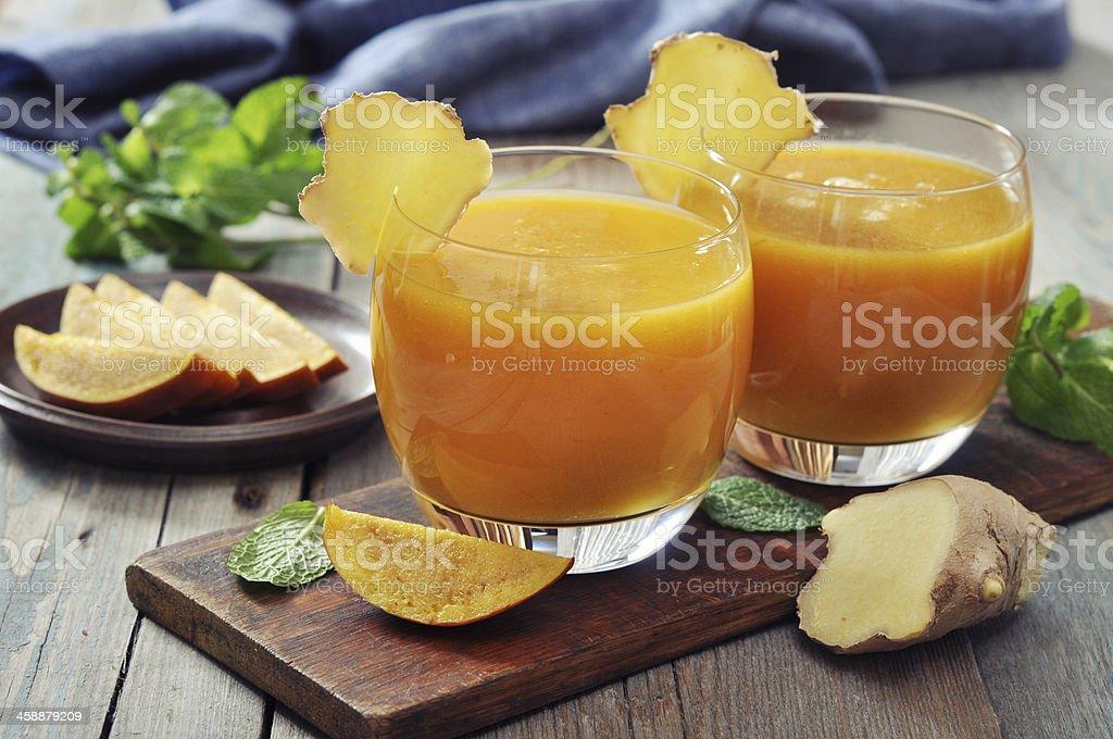 Mango-smoothie – Foto