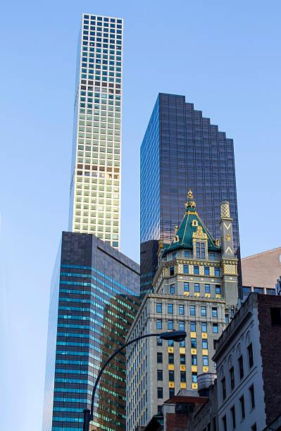 Manhattan, 5th Avenue, New York stock photo