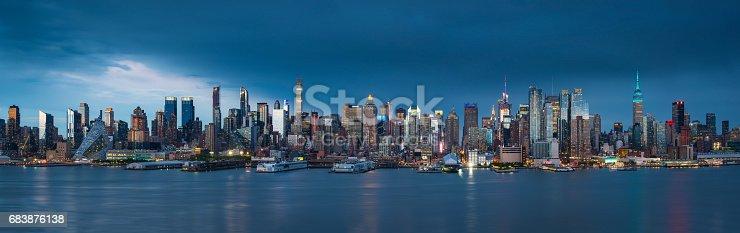 New York City, Manhattan - New York City, Empire State Building, Cityscape, Office Building Exterior