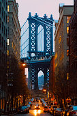 Manhattan Bridge, NYC - Dumbo Famous View