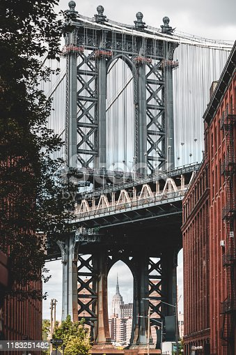 624265498 istock photo Manhattan Bridge, NYC 1183251482
