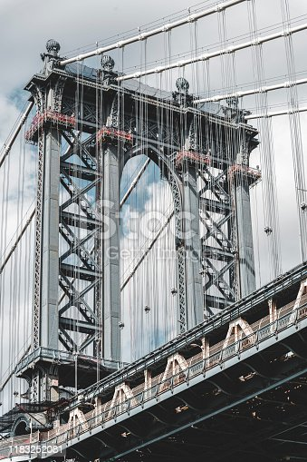 624265498 istock photo Manhattan Bridge, NYC 1183252081