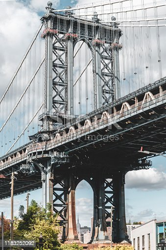 624265498 istock photo Manhattan Bridge, NYC 1183252092