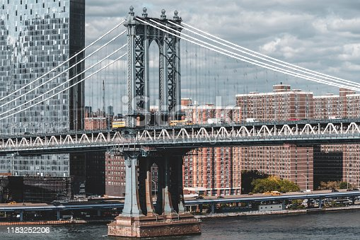 624265498 istock photo Manhattan Bridge, NYC 1183252206