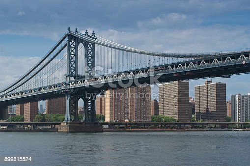 624265498 istock photo Manhattan Bridge, NYC 899815524