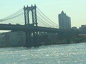 View of the Manhattan Bridge