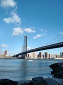 View of Manhattan Bridge