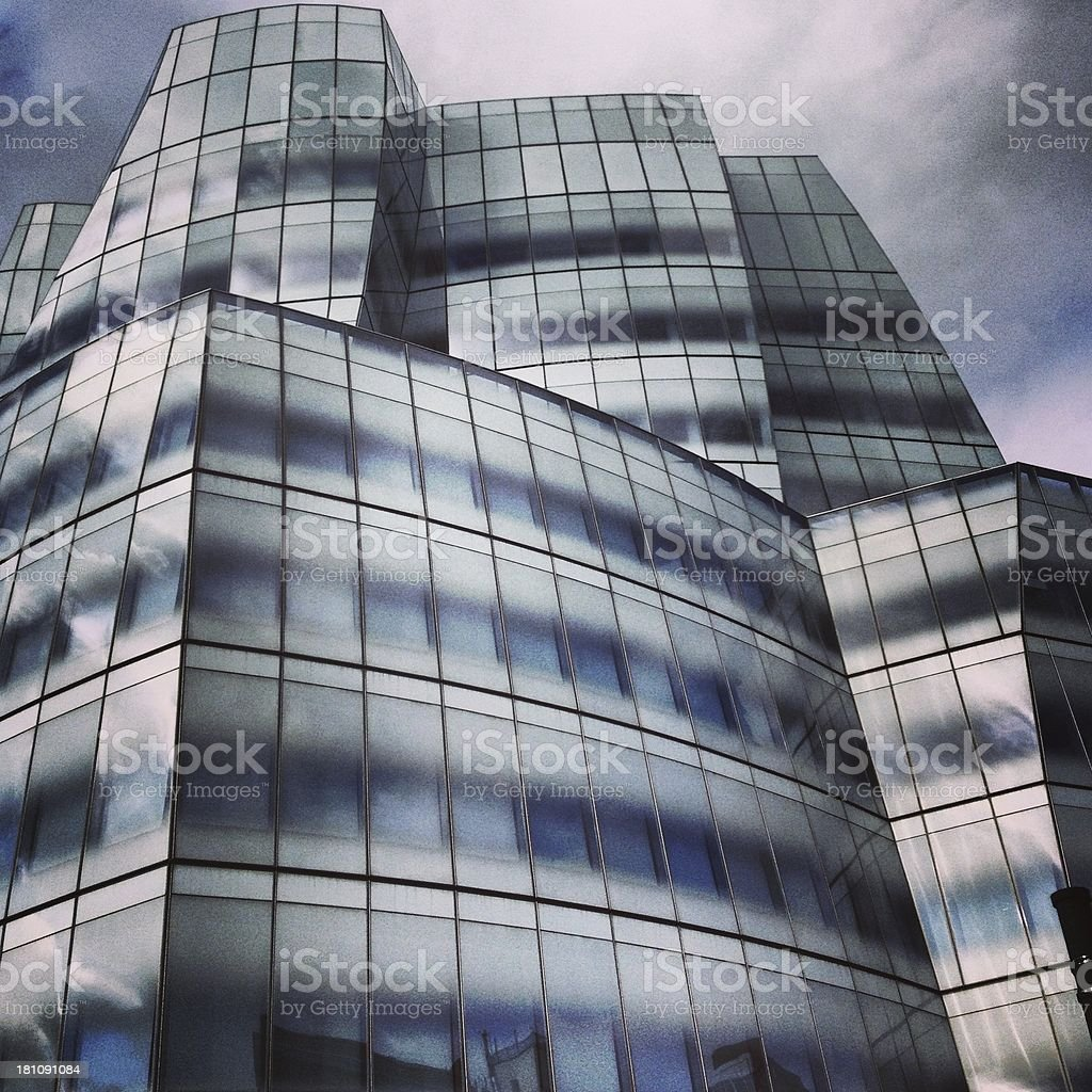 Manhattan Building royalty-free stock photo