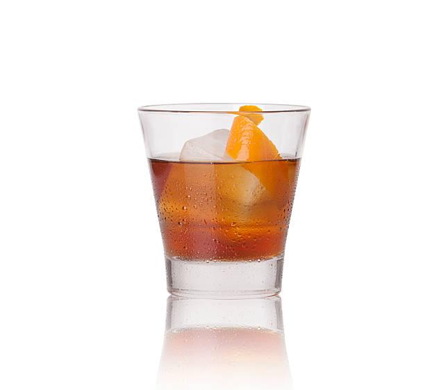 Bebida de Manhattan - foto de stock