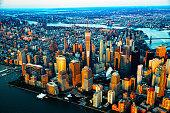 istock Manhattan, New York, USA - Cities under COVID-19 Series 1225158491