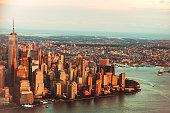 istock Manhattan, New York, USA - Cities under COVID-19 Series 1225159039
