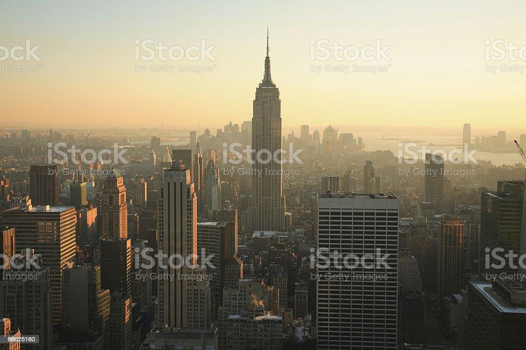 Manhattan, New York foto stock royalty-free
