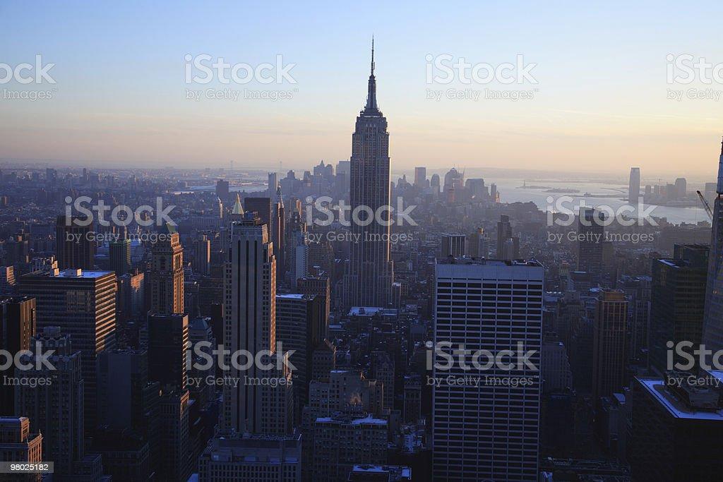 Manhattan, NYC royalty-free stock photo