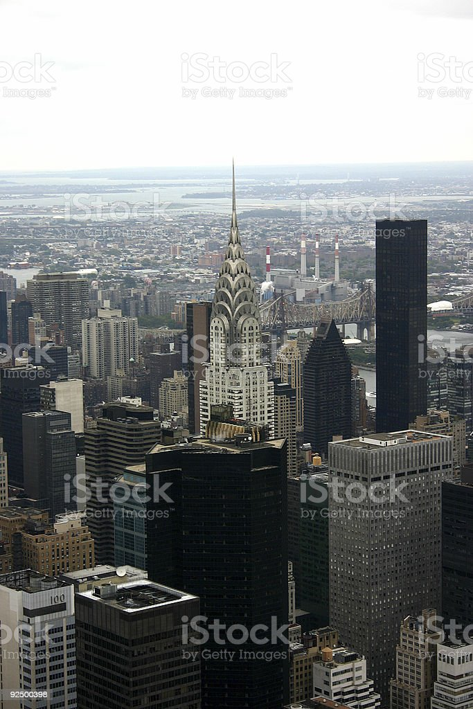 Manhattan. royalty-free stock photo