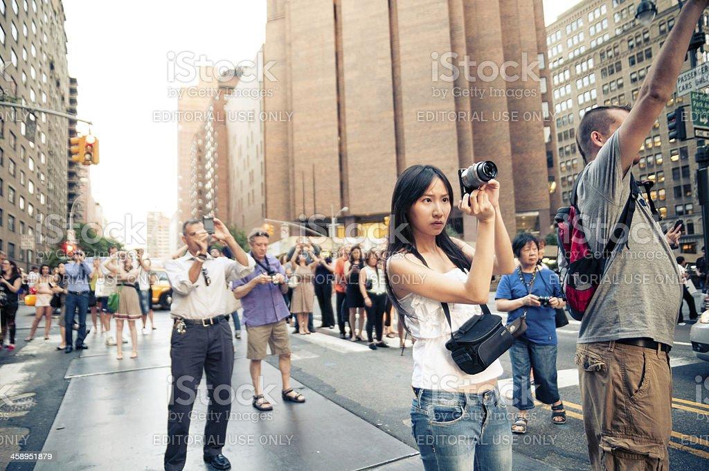 Manhattanhenge New York – Foto