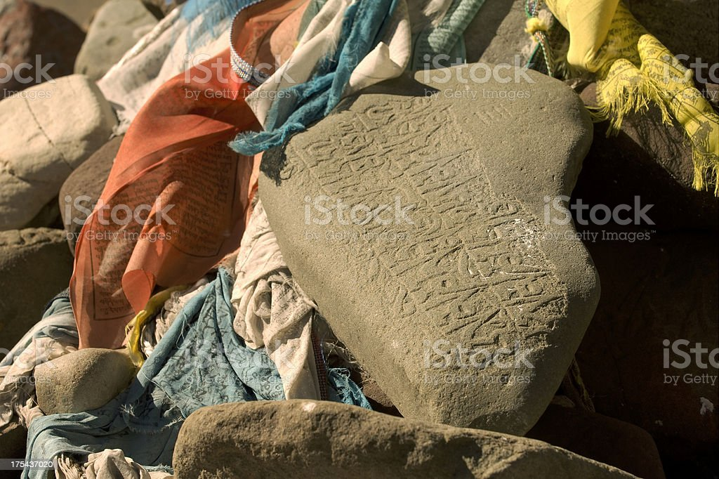 Mani Stone royalty-free stock photo