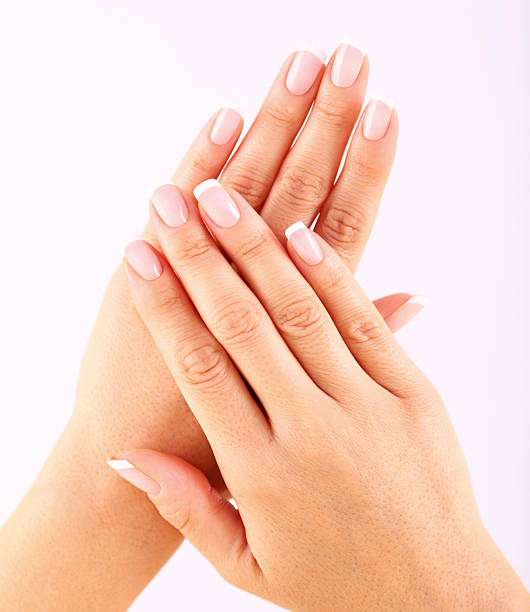 manicure - cuticle stock pictures, royalty-free photos & images