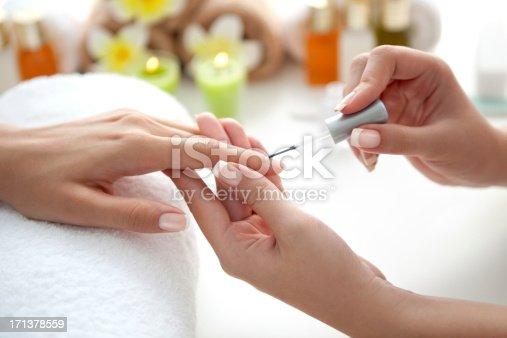 istock Manicure. 171378559