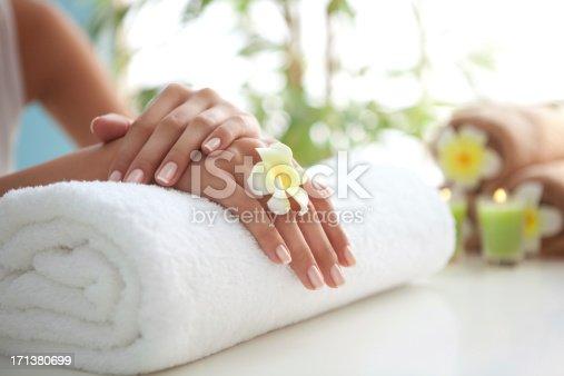 istock Manicure. 171380699