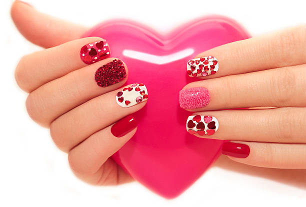 Royalty Free Nail Art Pictures Images And Stock Photos Istock