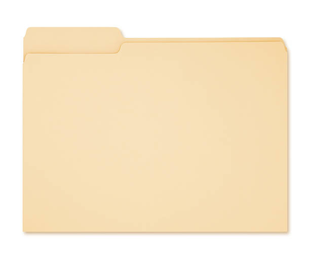manila folder - file stock pictures, royalty-free photos & images