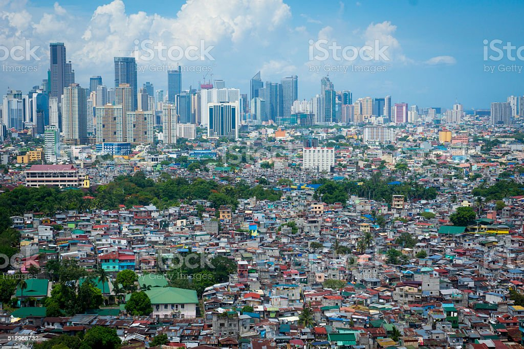 Manila stock photo