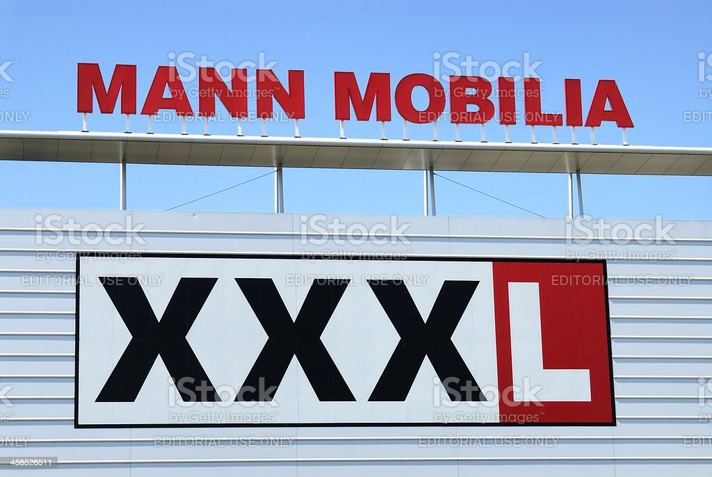 Mann Mobilia mann mobilia xxxl furniture store stock photo istock