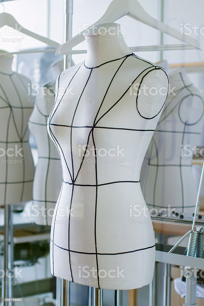 Mannequin dummy stock photo