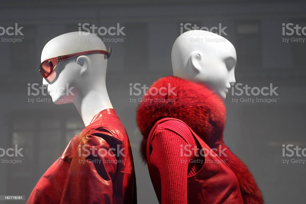 Mannequin royalty free stockfoto