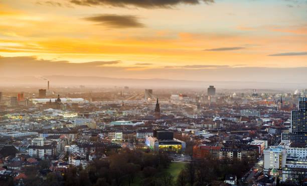 Mannheim-Ludwigshafen – Foto