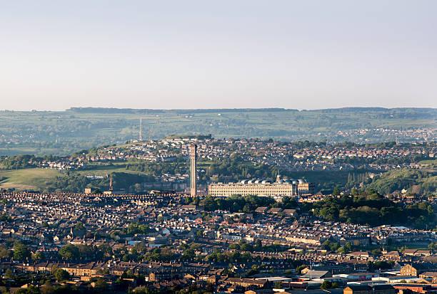 Manningham in Bradford stock photo