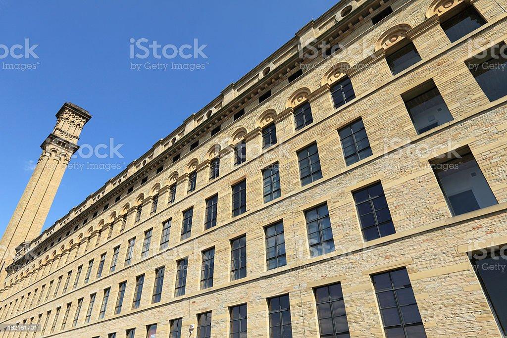 Manningham Mill Bradford royalty-free stock photo