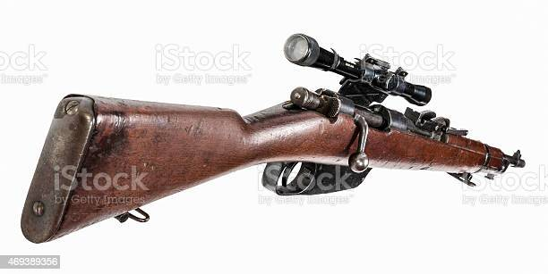 Steyr 1893 sporting rifle Mannlichercarcano-assassination-rifle-picture-id469389356?s=612x612