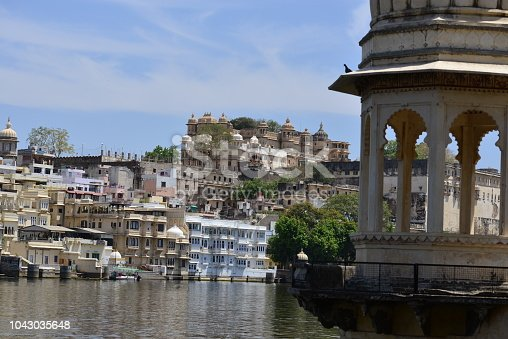 Manovar holiday in the city of Udaipur