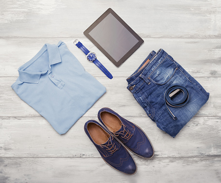 Clothing stock photos