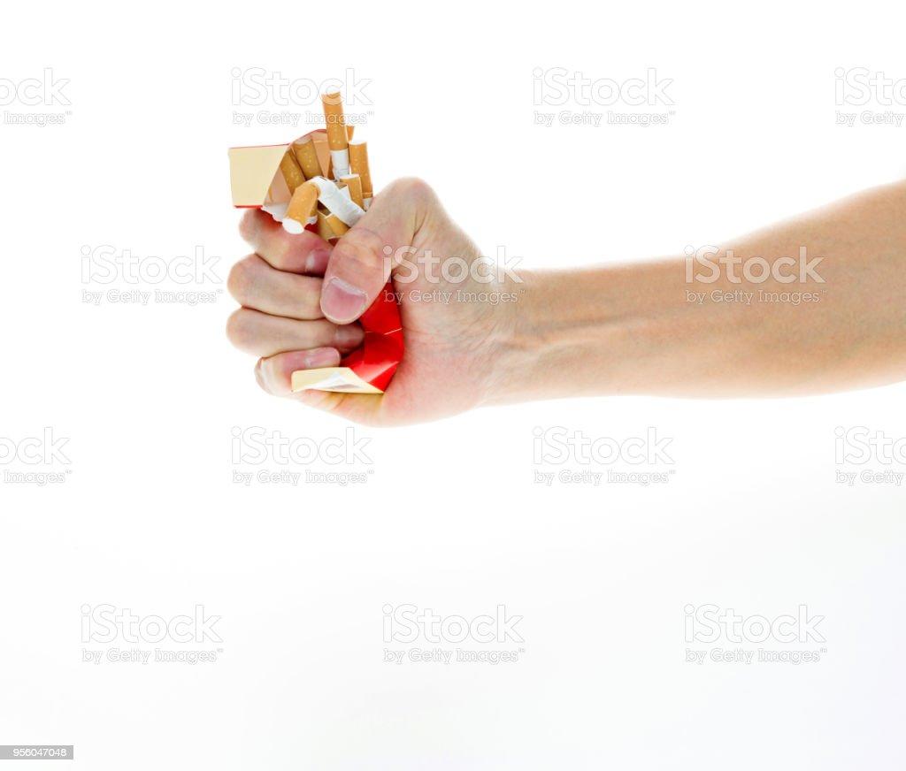 Image result for crushed cigarette pack
