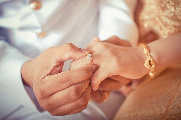 Engagement Ring Change Wedding Pictures Images And Stock Photos